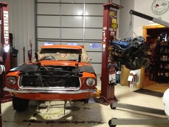 Mustang Restoration
